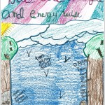 2016 IUFC Arbor Day Poster Contest 3rd Place Winner