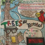 2016 IUFC Arbor Day Poster Contest 2nd Place Winner