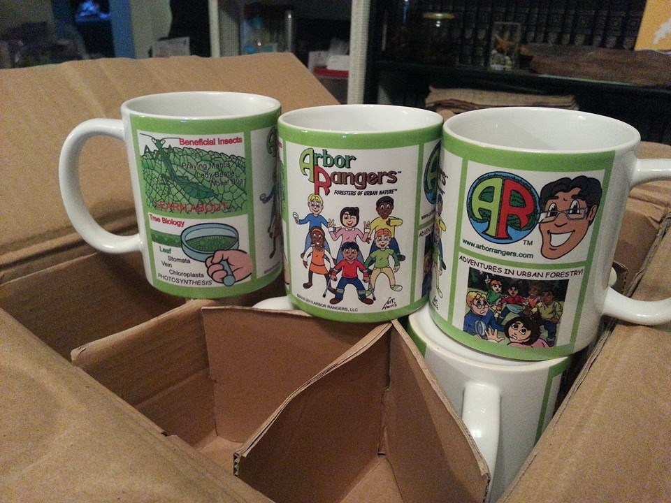 Arbor Rangers™ Mugs