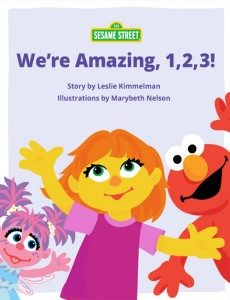 We're Amazing, 1, 2, 3!